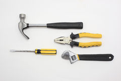 Hardware Tools Royalty Free Stock Images