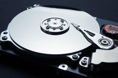 Hardware van het harde schijf de interne mechanisme Veiligheid, bescherming en steun van gegevens royalty-vrije stock afbeelding