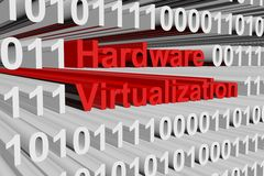Hardware virtualization Stock Photos
