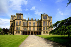 Hardwick Hall, Derbyshire. Royalty Free Stock Photography