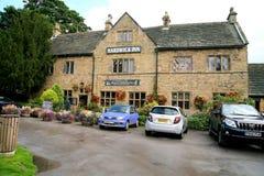 Hardwick Inn, Derbyshire. Stock Photo