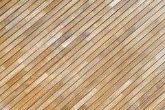 Hardwood background / texture Stock Photography