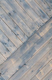 Hardwood black wooden fence. background, texture. Stock Image