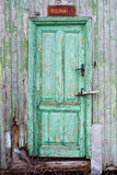 Hardwood door Stock Photos