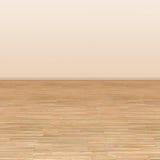 Hardwood floor Royalty Free Stock Photo