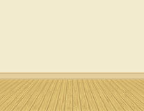 Hardwood floor. Stock Photography
