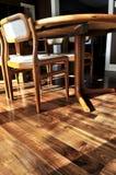 Hardwood floor Stock Images