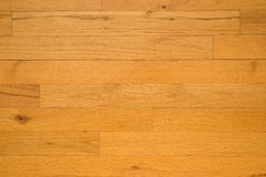 Hardwood floor Stock Image