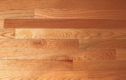 Hardwood Floor Background. New Oak Hardwood Floor background Royalty Free Stock Photography