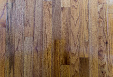 Hardwood Floor Royalty Free Stock Photography
