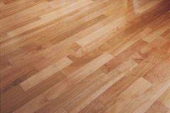 Hardwood Flooring Royalty Free Stock Photos