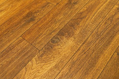 Hardwood flooring Royalty Free Stock Photos