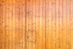 Hardwood flooring or paneling background Royalty Free Stock Image