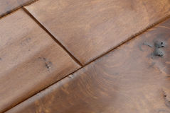 Hardwood flooring Stock Photos