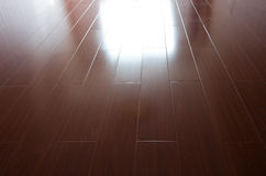 Hardwood floors. A picture of hardwood floors Stock Photos