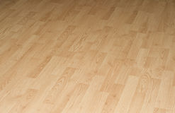 Hardwood Laminate Flooring Royalty Free Stock Photo