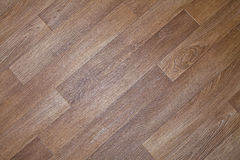 Hardwood linoleum Royalty Free Stock Image