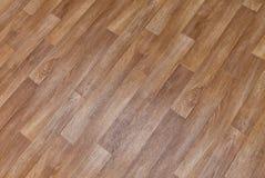 Hardwood linoleum texture Stock Photography