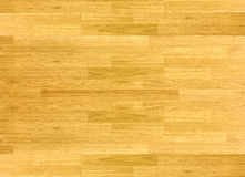 Hardwood maple basketball court floor viewed from above. Wood floors The parquet wood Hardwood maple basketball court floor viewed from above for design texture Royalty Free Stock Images