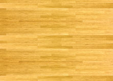 Hardwood maple basketball court floor viewed from above. Wood floors The parquet wood Hardwood maple basketball court floor viewed from above for design texture Stock Photo