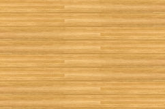 Hardwood Maple Basketball Court Floor Viewed From Above Stock Image