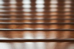 Hardwood panel background Royalty Free Stock Photo