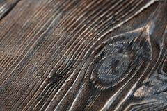Hardwood planks. High angle view Stock Photos