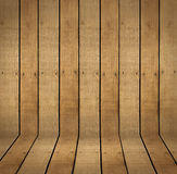 Hardwood Scene Background and Floor Stock Photography