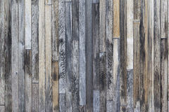 Hardwood Wall Royalty Free Stock Images