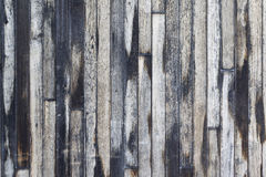 Hardwood Wall Royalty Free Stock Photos