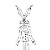 hare Imagem de Stock Royalty Free