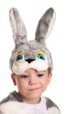 Hare boy Stock Image