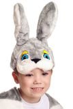 Hare boy Stock Images