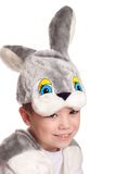 Hare boy Royalty Free Stock Image