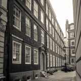 Hare Court, Temple, London Royalty Free Stock Images