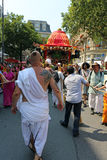 Hare Krishna arkivbilder