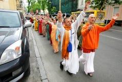 Hare Krishna followers