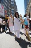 Hare Krishna Rally. Stock Images