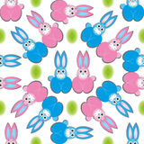 Hare rabbit easter Royalty Free Stock Photo