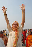Hare Rama Hare Krishna Royalty Free Stock Photos