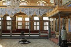 Harem στο παλάτι Topkapi στη Ιστανμπούλ στοκ εικόνες με δικαίωμα ελεύθερης χρήσης
