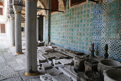 Harem del palazzo di Topkapi Fotografia Stock