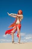 Harem Girl Royalty Free Stock Images
