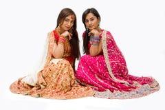 Harem girls royalty free stock images