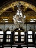 Harem i den Topkapi slotten, Istanbul, Turkiet Arkivbilder