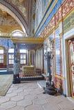 Harem nel palazzo di Topkapi, Costantinopoli, Turchia Fotografia Stock Libera da Diritti