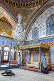 Harem nel palazzo di Topkapi, Costantinopoli, Turchia Immagini Stock Libere da Diritti