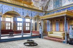Harem nel palazzo di Topkapi, Costantinopoli, Turchia Fotografia Stock