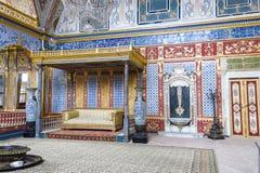 Harem nel palazzo di Topkapi, Costantinopoli, Turchia Immagine Stock