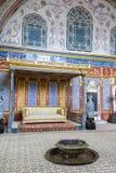 Harem nel palazzo di Topkapi, Costantinopoli, Turchia Fotografie Stock Libere da Diritti